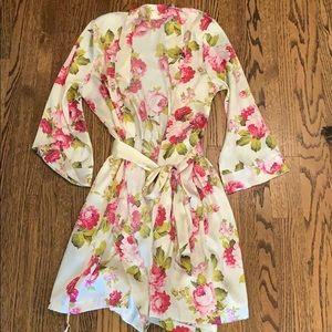 Other - Silk Robe